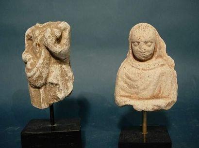 ART GRECO-BOUDDHIQUE DU GANDHARA (Ier - Vème...
