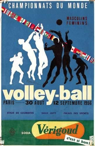 Volley - ball - Paris BOUCHER Championnats...