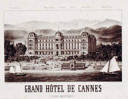Cannes - Grand Hotel de Cannes PETIT VICTOR...