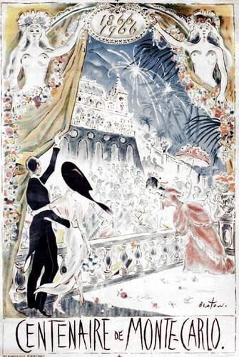 Centenaire de Monte-Carlo BEATON CECIL 1866-1966....