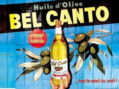 Bel Canto Huile d'olive Lesieur. Extra fine...