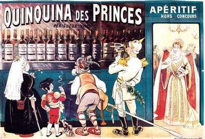 Quinquina des Princes - Périgueux (Dordogne)...