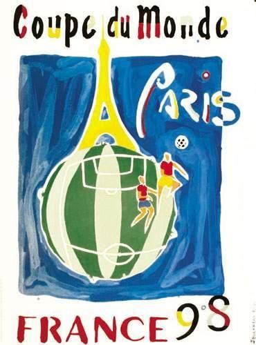 Coupe du Monde 98 Lot de 10 Aff. N.E. / Lot...