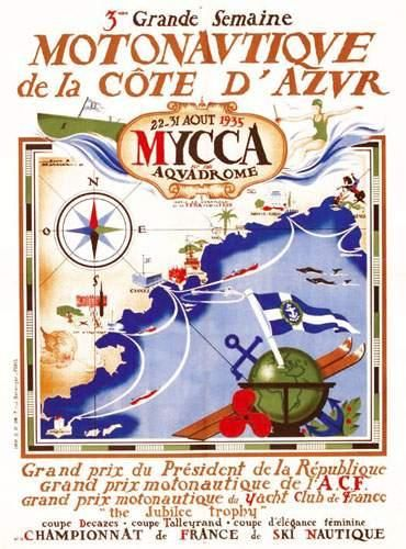 06 ALPES MARITIMES MYCCA 1935 MERCIER (JEAN...