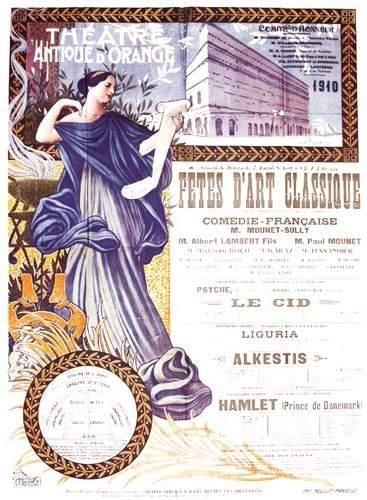 13 BOUCHES DU RHÔNE Théâtre Antique d'Orange...