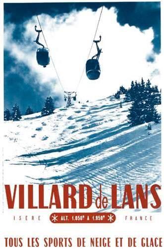 38 ISERE Villard de Lans Tous les sports...