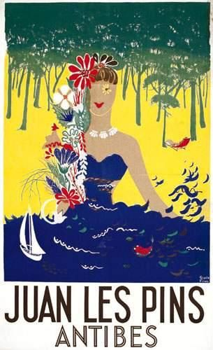 06 ALPES MARITIMES Juan les Pins - Antibes...