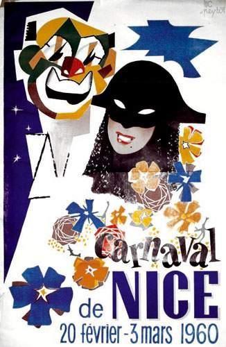 06 ALPES MARITIMES Carnaval de Nice JEAN...