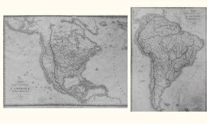 Cartes. BRUÉ. Géographe de S.A.R. Monsieur...