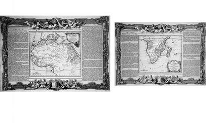 Carte ancienne : L'AFRIQUE par Brion chez...
