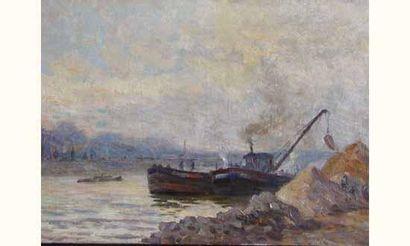 Alphonse ALBERT (1869-1932) « Le chargement...