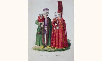 DEVAL (Ch.) - Deux années à Constantinople...