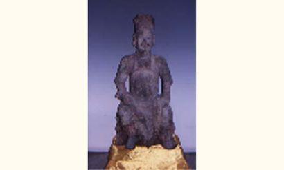 Dynastie Tsing - Exceptionnel dieu de la...