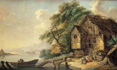 Ecole Française du XVIIIe siècle-