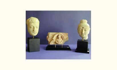Art Gréco-Boudhique du Gandhara Ier-IVe...