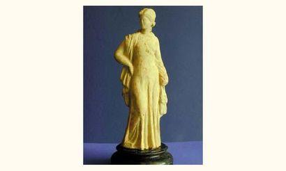 Jeune Femme Grande Grèce IIIe siècle av...