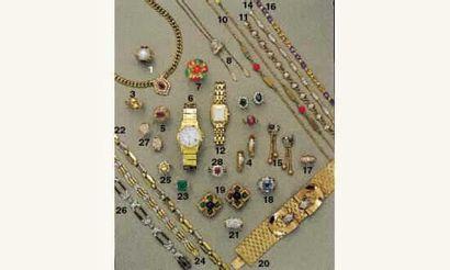 PHOTO 3 1. BAGUE, perle de culture, diamants...
