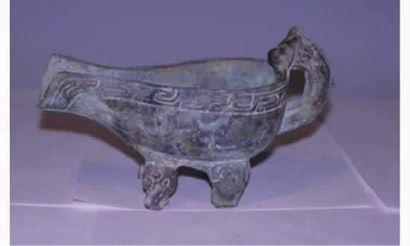 ZHOU ORIENTAUX Vase