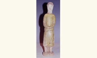 DYNASTIE TANG (618-907 ap. JC) Serviteur...