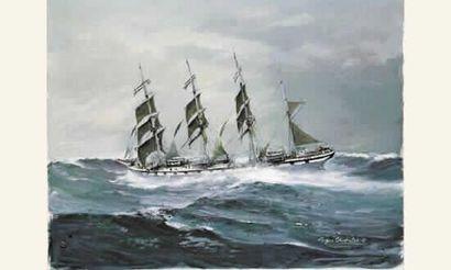 CHAPELET Roger (1903-1995) Nommé peintre...