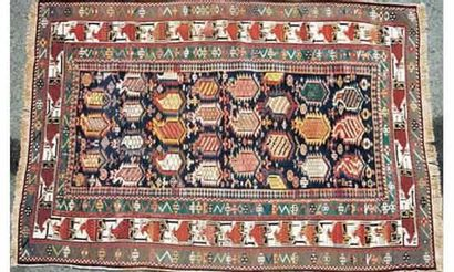 CHIRVAN MARASALI (Caucase) - Fin XIXème siècle...