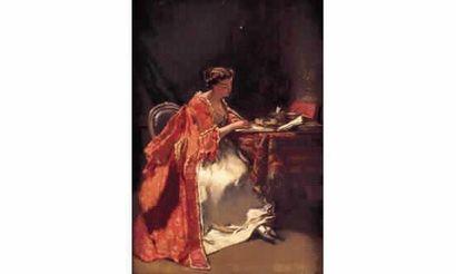 Jean-Baptiste FAUVELET (1819-1883) « Jeune...