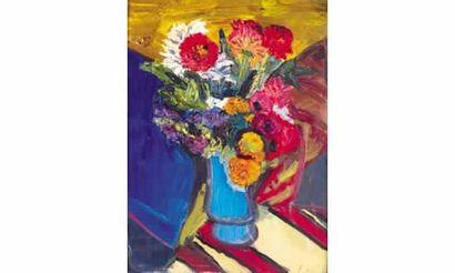 Pierre AMBROGIANI (1907-1985) « Bouquet de...
