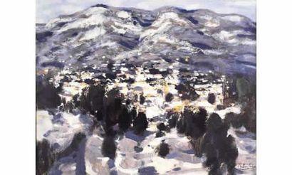 Eugène BABOULENE (1905-1994) « Le Faron »,...