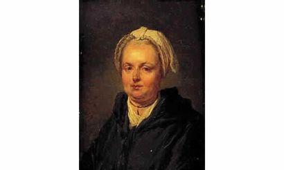 Nicolas LEPICIE (Paris 1735-1784) « La dame...