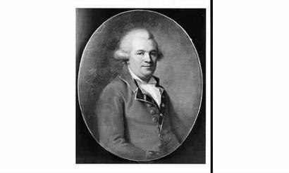 Jean VOILLE (1744-1796). Attribué à « Portrait...