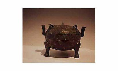 ROYAUMES COMBATTANTS(453-221 av.J.C.): Vase...