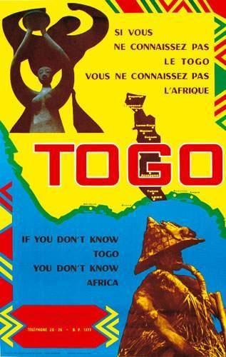 COLONIES / COLONIAL Togo Si vous ne connaissez...