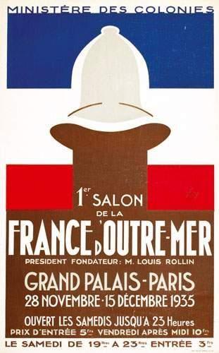 COLONIES / COLONIAL 1er Salon de la France...