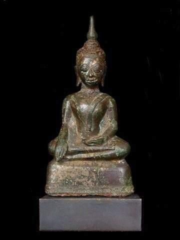 BIRMANIE -Thaïlande Bouddha exécutant le...