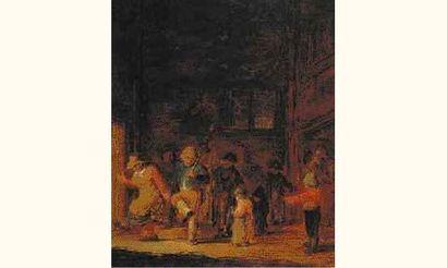 Benjamin-Gerritsz CUYP (Dordrecht 1612-1652)...