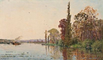 DELPY Hippolyte Camille (1842-1910)