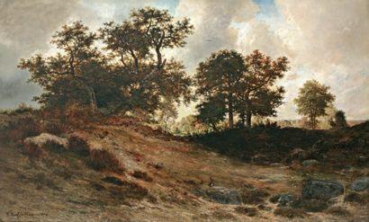 ORTMANS François Auguste (1827-1884)