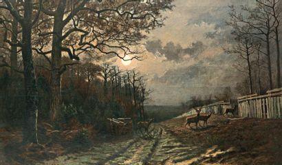 GASSIES Jean-Baptiste Georges (1829-1919)
