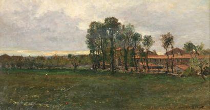 OLIVE Jean-Baptiste (1848-1936)