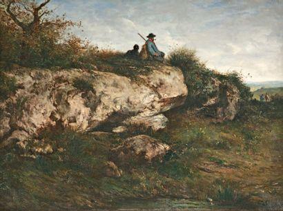 CABAT Louis (1812-1893)