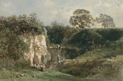 CICERI Eugène (1813-1890)