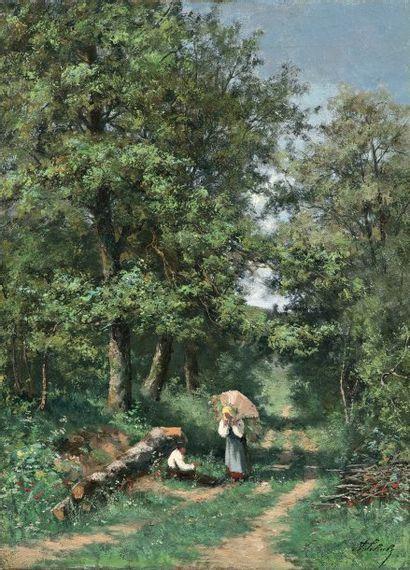 SCHULZ Adrien (1851-1931)