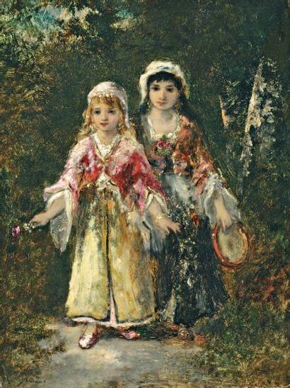 DIAZ de la PENA Narcisse (1807-1876)