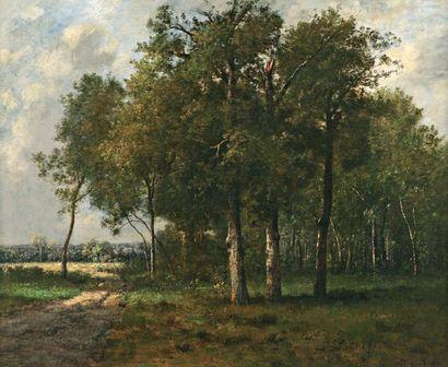 RICHET Léon (1843 ou 1847-1907)
