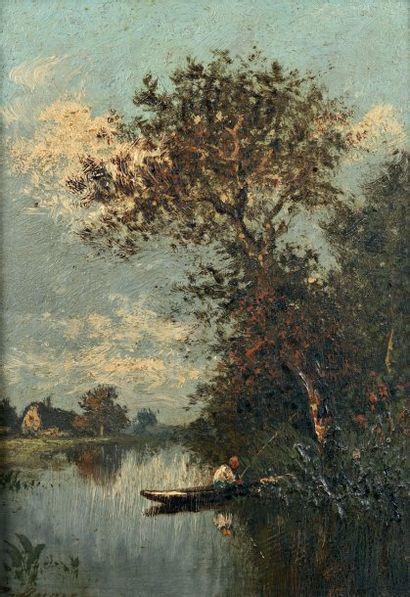 DUPRE Jules (1811-1889)