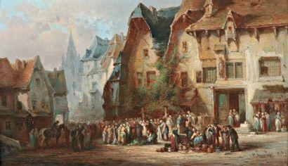 SAURFELT Léonard (né au XIXe)