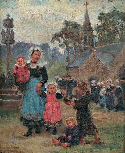 DEYROLLE Théophile Louis (1844-1923)