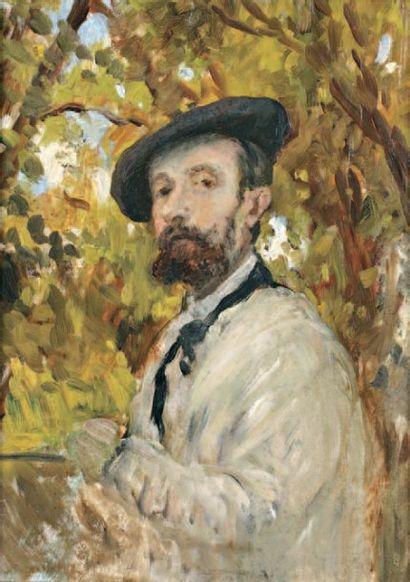 HARPIGNIES Henri Joseph (1819-1916)