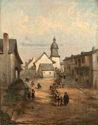 VAUMORT Edouard (1825/30-1886)