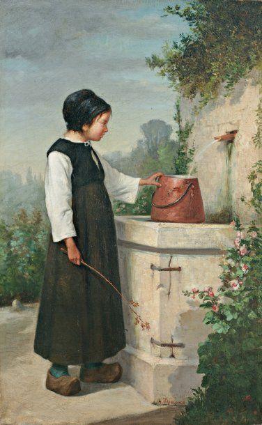 TRINQUIER Antonin (1833-XIXe)